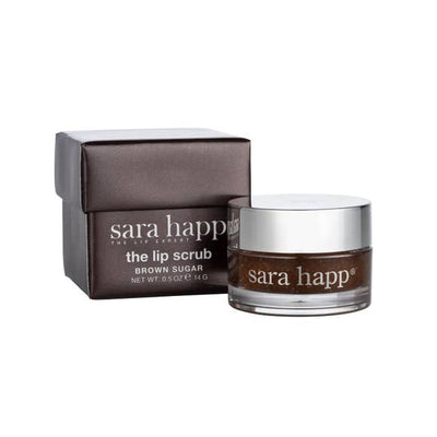Sara Happ Brown Sugar Lip Scrub