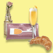 Julie Mollo! Mimosa Brunch Clutch!