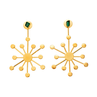 Tao Company Starburst Earrings