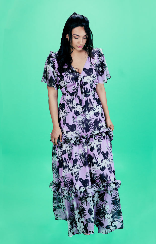 Viva Aviva Leilani Maxi Dress