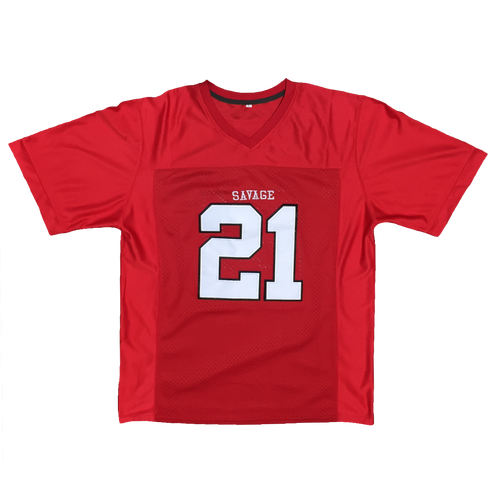 Savage Football Jersey