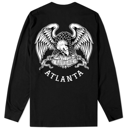 Gang Member Atlanta Long Sleeve T-Shirt