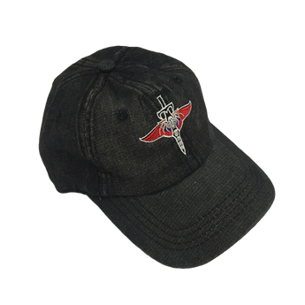 Slaughter Gang Atlanta Black Denim Hat