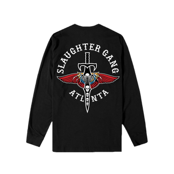 Slaughter Gang Atlanta Long Sleeve Tee
