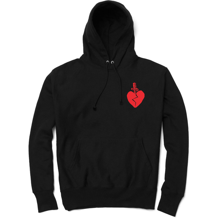 21 Savage Heartbreak Hooded Sweatshirt