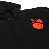 21 Savage No Heart Hooded Sweatshirt