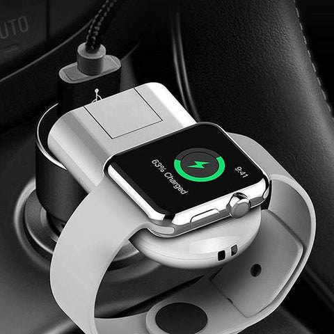 Bysionics Portable Apple Watch Wireless Charger