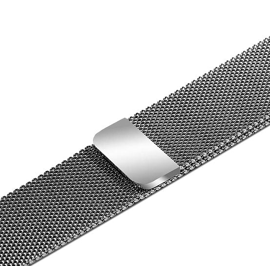Milanese Band for Apple Watch, Stainless Steel Bracelet Replacement Strap