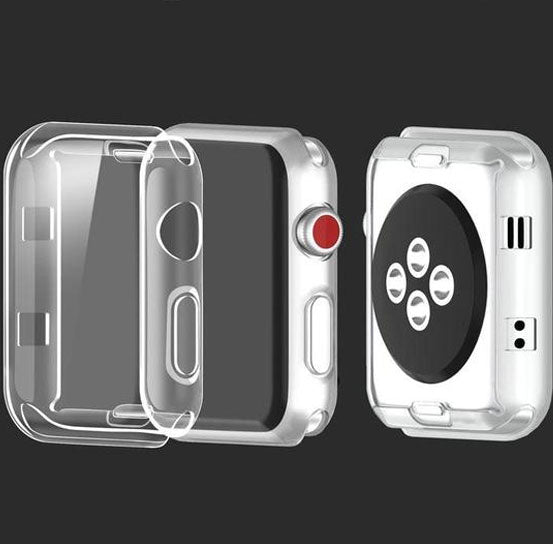 Full Protector Case for Apple Watch, Silicone