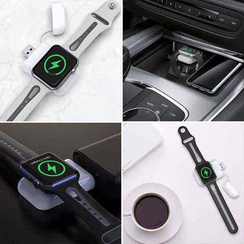Portable USB Magnetic Charger for Apple Watch