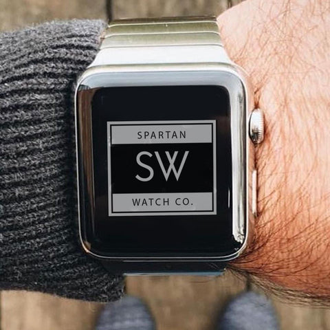 Apple Stainless Steel Band