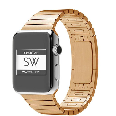Apple Stainless Steel Watch Band