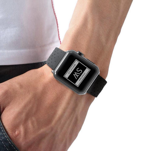 What Causes Smartwatch Bands to Smell?