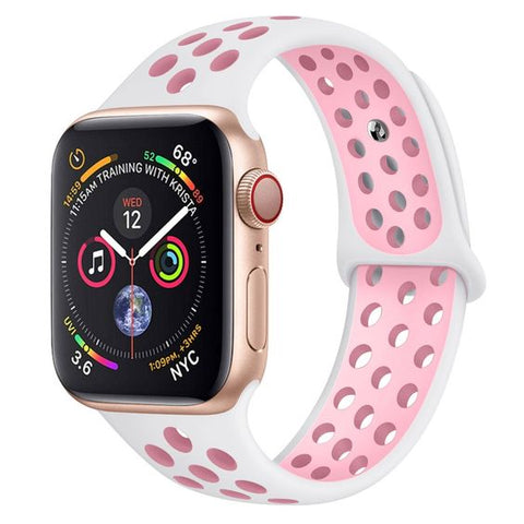 apple watch band silicone sport band