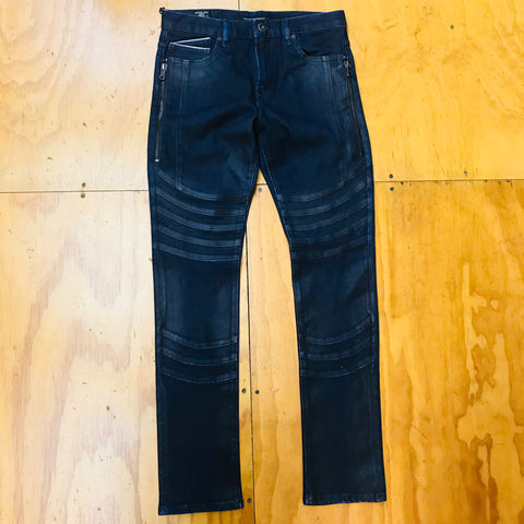 Cult Of Individuality Jeans Greaser Slim Straight 67B10-G11A Oil
