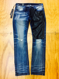 Cult Of Individuality Jeans Rebel Straight 66B12-R02J Combo