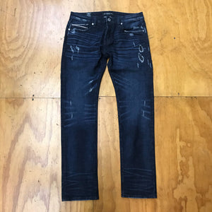 Cult Of Individuality Jeans Greaser Straight 68A1-G01M Carpral