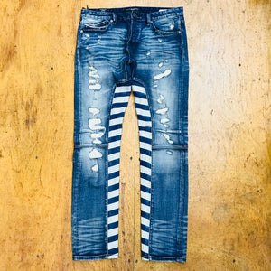 Cult Of Individuality Jeans Greaser Straight 67B8-G11I Zephyer