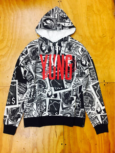 Yung Rich Nation Sweatshirt YH15K23 Black