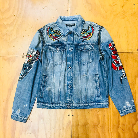 Cult Of Individuality Heritage Jacket 68A1-HJ37A Flea