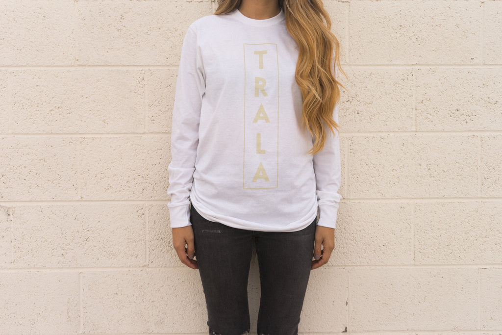 TRALA LONG SLEEVE SHIRT