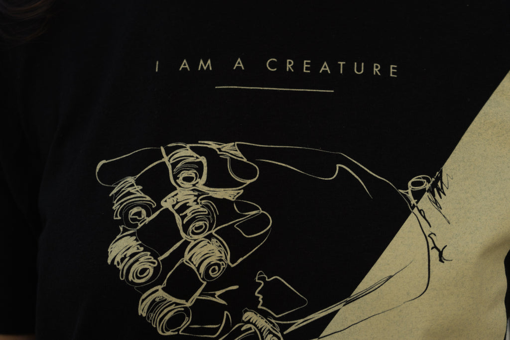 TRALA CREATURE MACHINE TEE