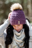Hayden Mommy and Me Crochet Hat Kit by Rainbow Designs