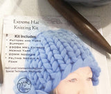 Mama Knows Luxury Extreme Knit Hat Kit