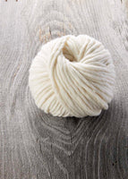 Mama Knows Luxury Sugarbush Cream Alabaster Yarn