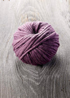 Mama Knows Luxury Sugarbush Plum Frost Yarn