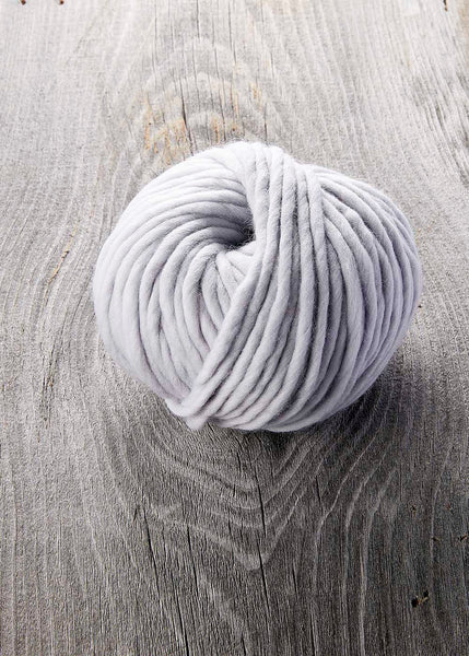 Mama Knows Luxury Sugarbush Grey River Yarn