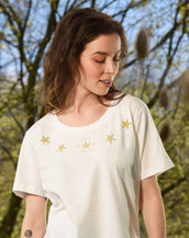 Stars 2018, Holy Smoke, Womens Crew Neck Tee