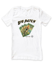 Big Patch, California Wave, Women's Crew Neck Tee