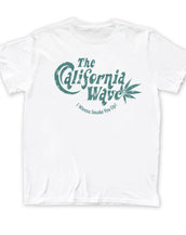 Smoke You Up, California Wave, Mens Crew Neck Tee