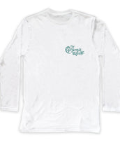 California Wave / Smoke You Up, Unisex Long Sleeve Crew Neck Tee