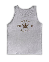 Leaf 2018, Holy Smoke, Unisex Tank Top