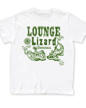 Lounge Lizard, California Wave, Mens Crew Neck Tee