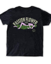 Passion Flower, California Wave, Mens Crew Neck Tee
