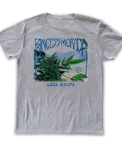 Princess Morada, California Wave, Mens Crew Neck Tee