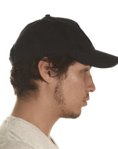 Holy Smoke H.S. Leaf, Unisex Black Cap