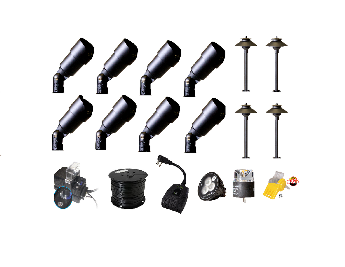 Landscape Lighting Kits