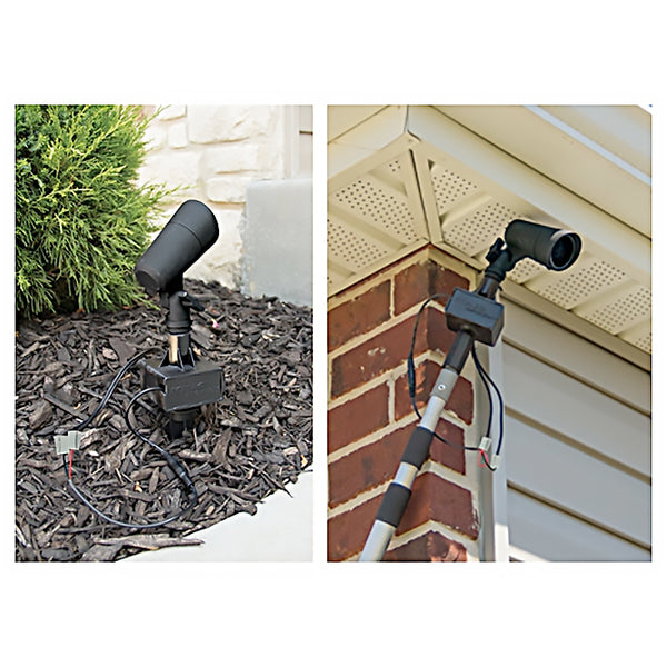 King Innovation Insta-light for Landscape Lighting (Pack of 2) - The Lighting Doctor