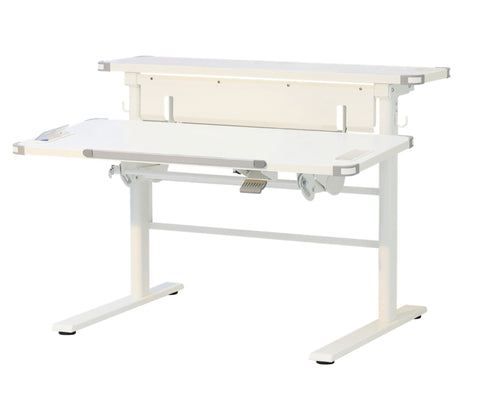 BD1080 Ergonomic Standing Desk-White
