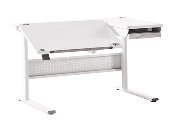M8 Ergonomic Standing Desk (White)
