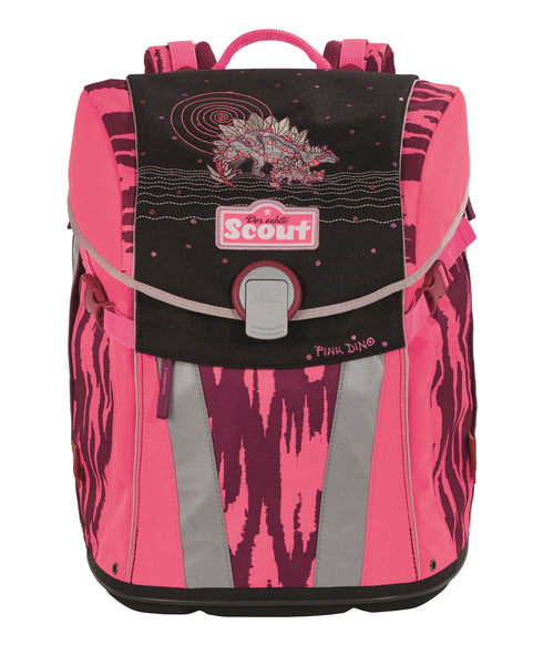 Scout Sunny Backpack - Pink Dino
