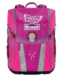 Scout Sunny Backpack - Purple Butterfly