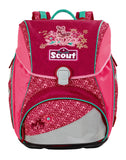 Scout Alpha Schoolbag - Fancy Forest