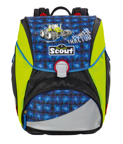 Scout Alpha Backpack - Power Tractor