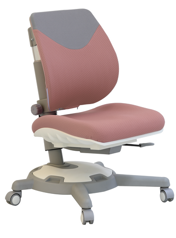 Y1018 Ultra Back Ergonomic Chair/Morandi Pink