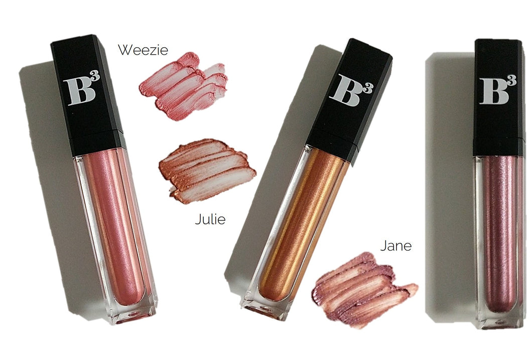 Metallic Liquid Lipsticks